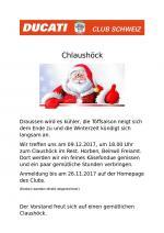 Chlaushock 2017