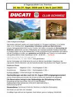 4-Tagesausfahrt ins Trentino