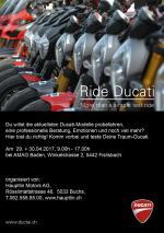 Ride Ducati