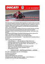 Ausfahrt zur WSBK-WM Imola 2019